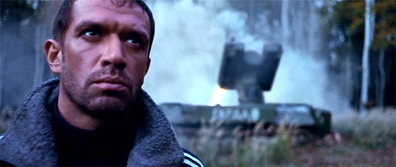 Vladimir Mashkov in Behind Enemy Lines (2001)