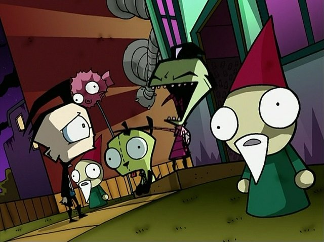 Invader Zim screencap