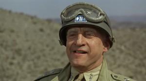 screenshot from Patton