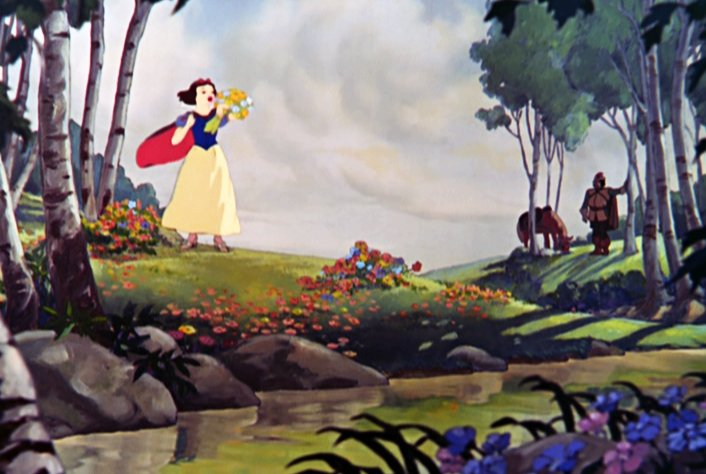 reel to real the art of realism in snow white and the seven dwarfs