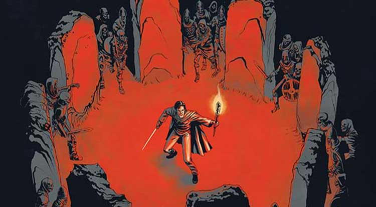 Ash and the Army of Darkness Comic