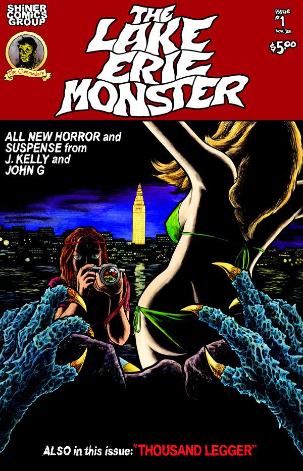 Lake Erie Monster 1