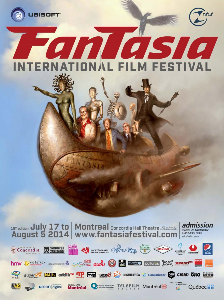 Fantasia Film Festival 2014