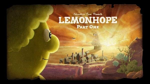 Adventure Time, Lemonhope