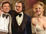 Jeremy Renner, Christian Bale & Jennifer Lawrence in American Hustle (2013)