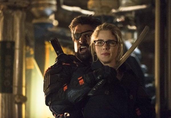 """Arrow, S02E23, """"The Unthinkable"""""""