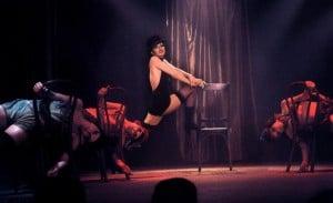 screenshot from Cabaret
