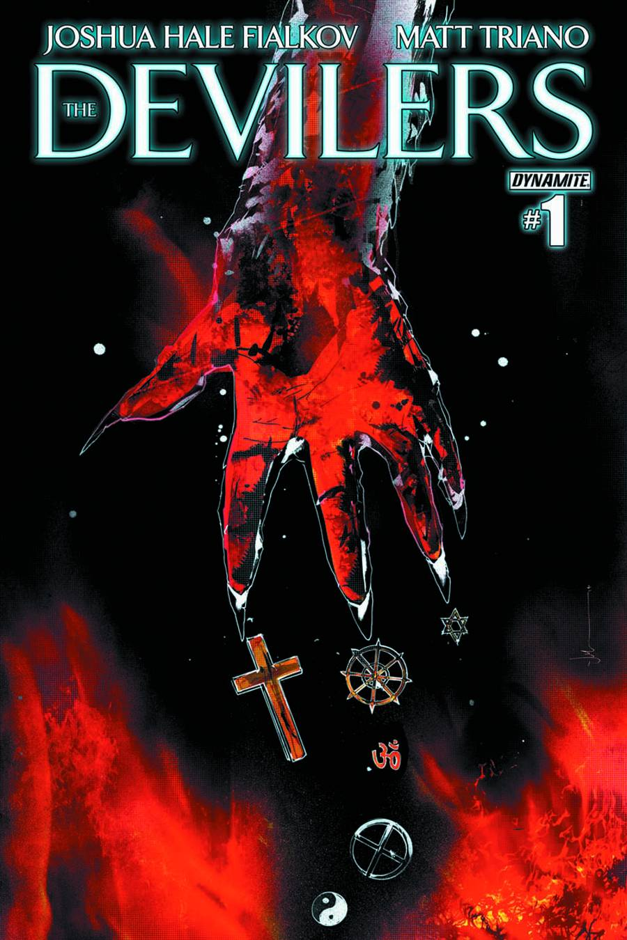 Devilers Cover