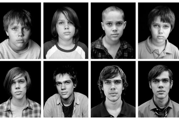 Ellar Coltrane as Mason Evans Jr. in Boyhood