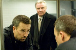 Voight's disinterest leads to a uncompelling performance