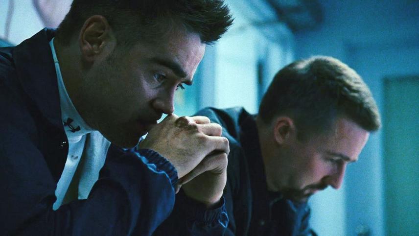 Colin Farrell & Edward Norton in Pride and Glory (2008)