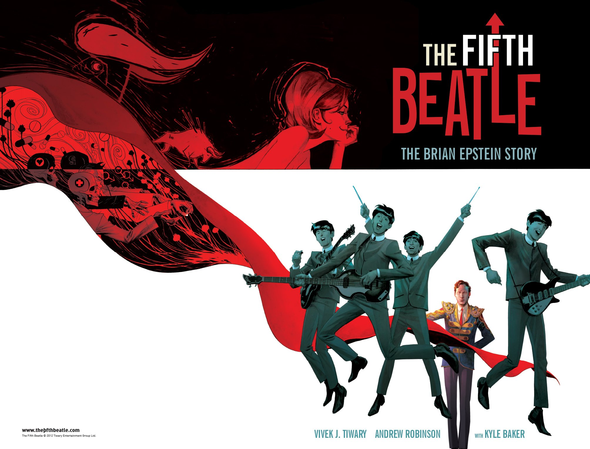 Simon Cowell developing 'The Fifth Beatle' movie on Brian