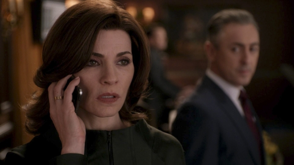 """The Good Wife, """"The Last Call"""""""