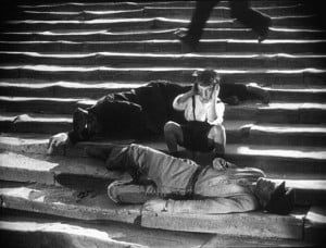 screenshot from Battleship Potemkin