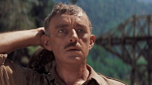 screenshot from The Bridge on the River Kwai