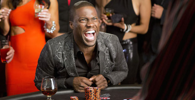 think like a man too kevin hart review