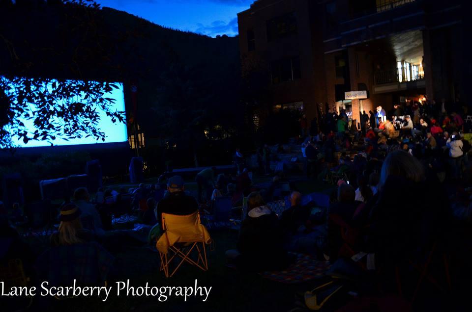 The Abel Gance Open Air Cinema