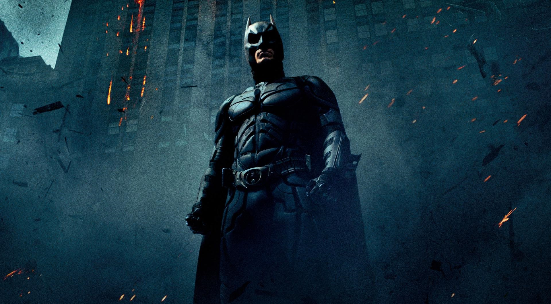 The 10 Best Moments From The Dark Knight Saga