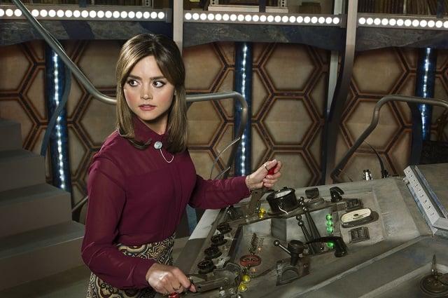 Doctor Who S08E01 promo pic