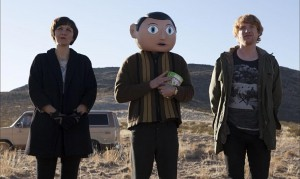Frank film with Michael Fassbender