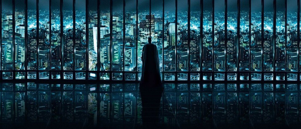 Promotional art for The Dark Knight (2008)