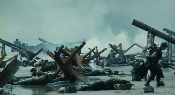 saving private ryan beach