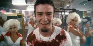 screenshot from Southland Tales