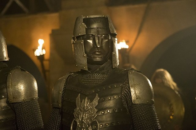 """Doctor Who S08E03 promo pic, """"Robot of Sherwood"""""""