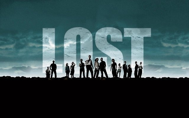Lost s1 poster