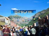 The opening night feed of the 41st Telluride Film Festival
