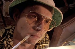 screenshot from Fear and Loathing in Las vegas