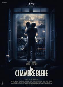 la chambre bleue poster