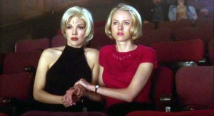 screenshot from Mulholland Dr.