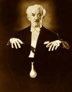Harry Blackstone, Sr.