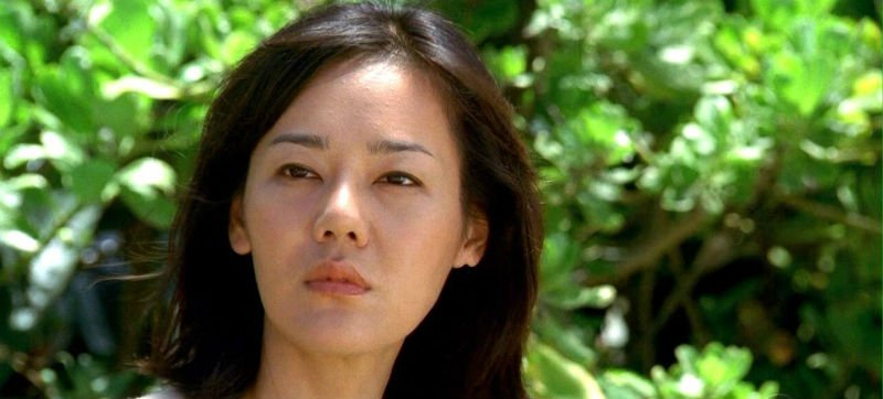 Asian girl from lost