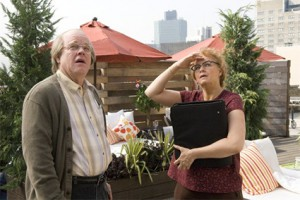 screenshot from Synecdoche, New York
