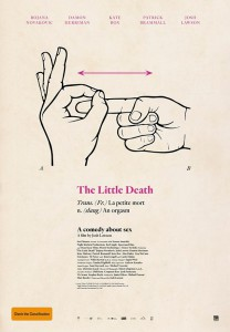 Poster for the The Little Death, screening at TIFF 2014