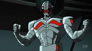 ANimated Ultron