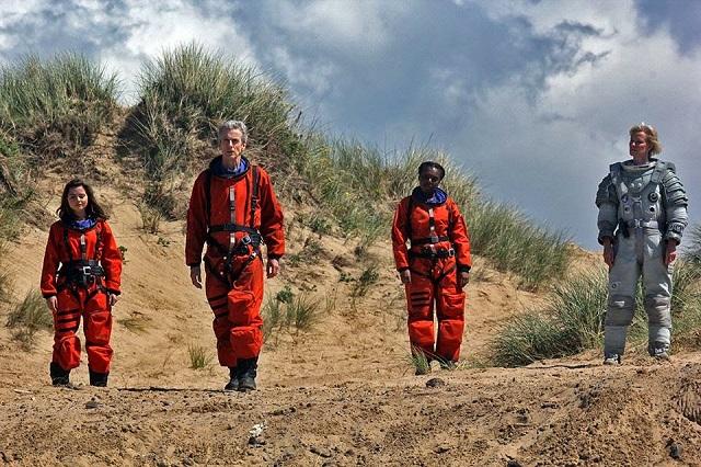 Doctor Who S08E07 Kill the Moon promo image