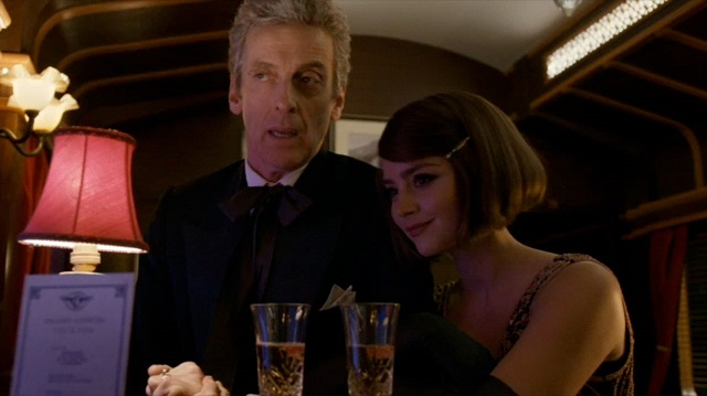 """Doctor Who S08E08 """"Mummy on the Orient Express"""""""