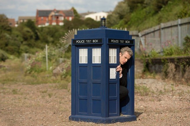 "Doctor Who S08E09 ""Flatline"" promo image"