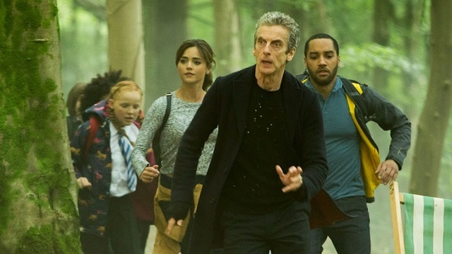 "Doctor Who S08E10, ""In the Forest of the Night"""