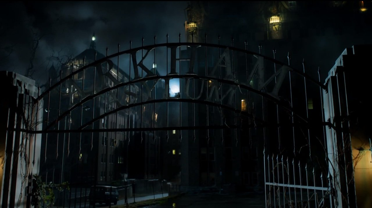 "Rkham Cuisine : Gotham ep ""arkham lays the groundwork for new"