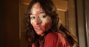 "Jocelin Donahue in Ti West's ""The House of the Devil"""