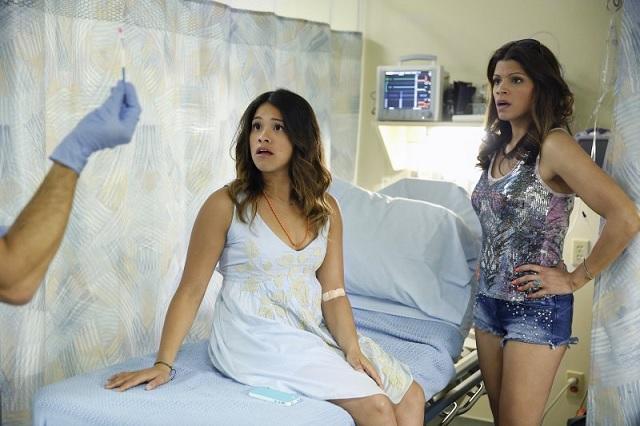 Gina Rodriguez, Andrea Navedo