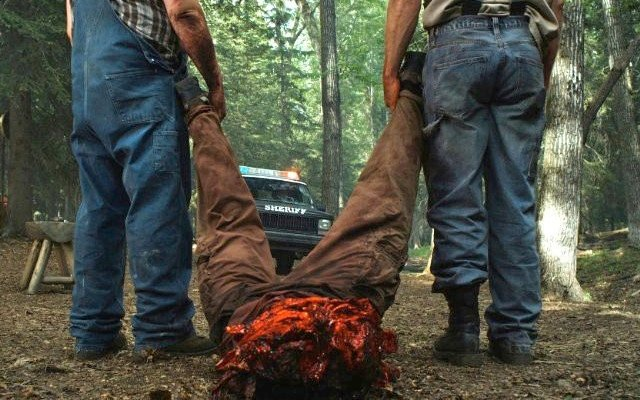 Tucker And Dale Having A Doozy Of A Day