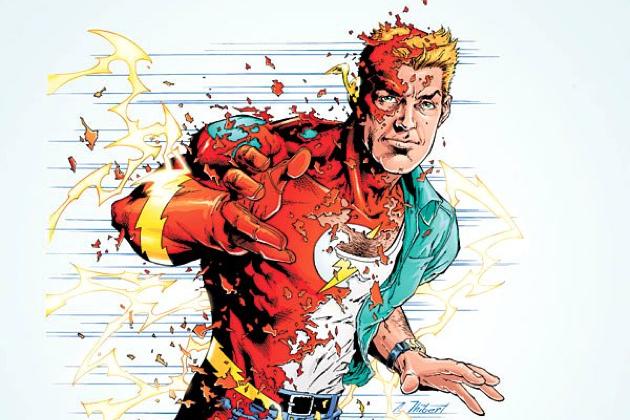Wally-as-Flash