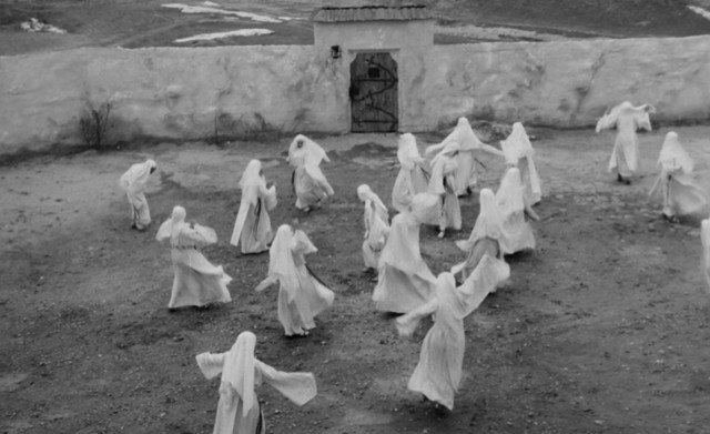 Mother Joan of the Angels - dance