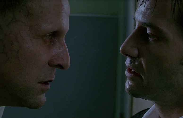 "Peter Stomare in ""Constantine"""
