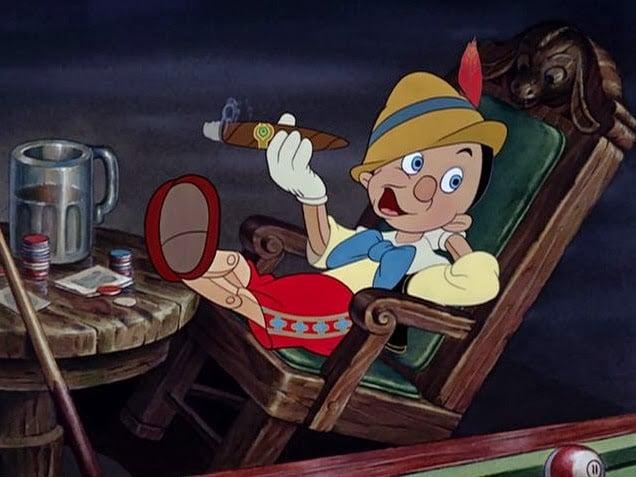screenshot from Pinocchio